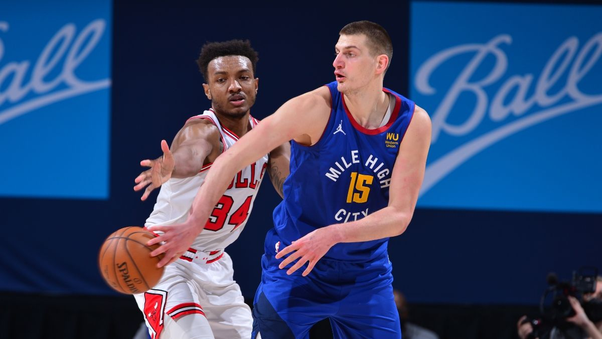 Nuggets vs. Warriors Odds, Promos: Bet $5, Win $125 if Nikola Jokic Records an Assist! article feature image
