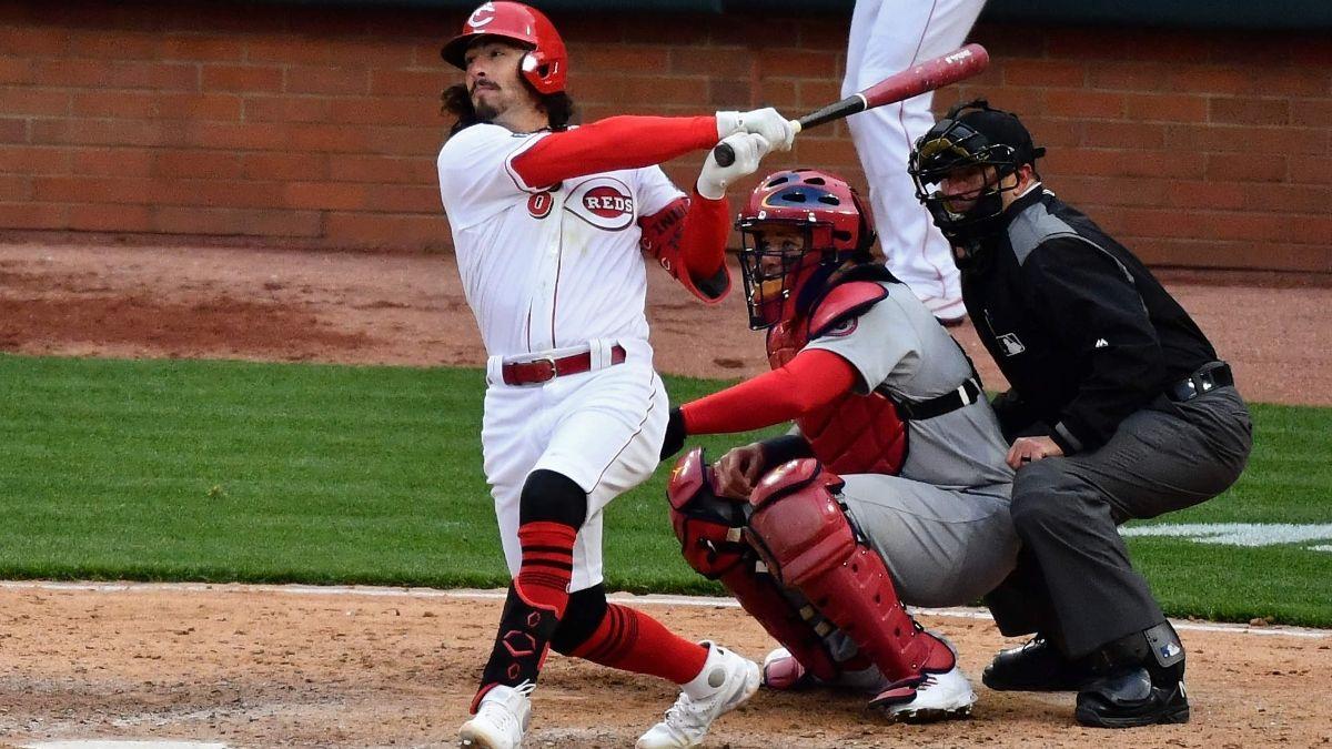 Fantasy Baseball Waiver Wire Report (Week 2): Add Jonathan India, Garrett Hampson article feature image