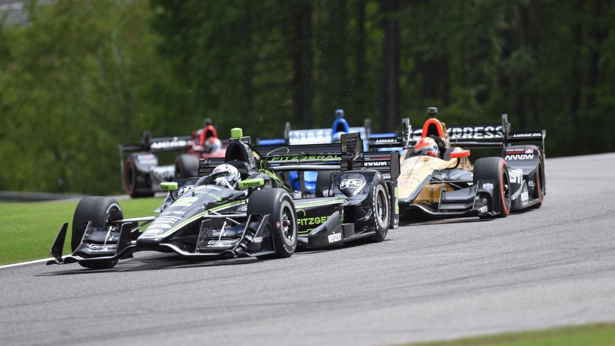 IndyCar Honda Indy Grand Prix of Alabama Odds: Jimmie Johnson 150-1 at Barber in Series Debut article feature image