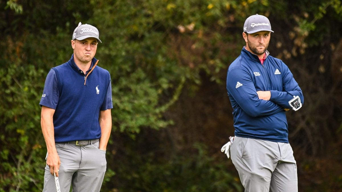 Sobel's 2021 Masters Betting Preview: Ranking Every Player in the Field at Augusta National from Jon Rahm to Ian Woosnam article feature image
