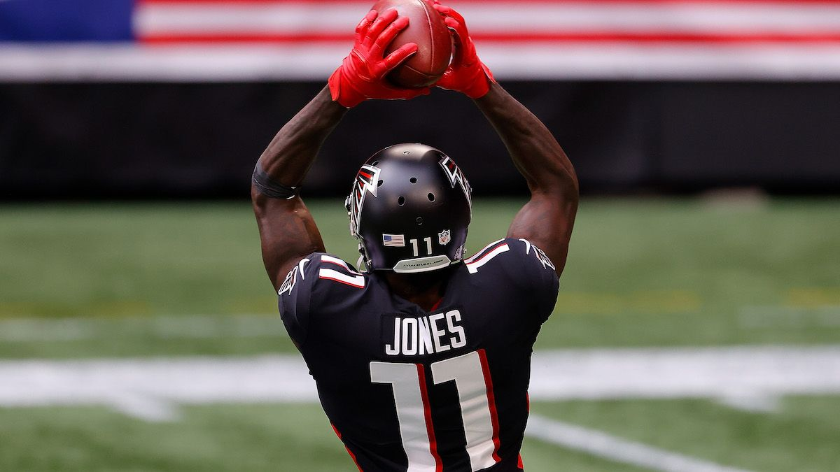 Julio Jones Trade Rumors: Ranking Fantasy Fits for Potential Destinations for Falcons Star Receiver article feature image
