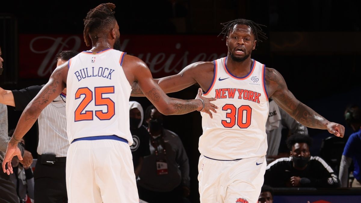 New York Knicks vs. Phoenix Suns NBA Odds, Prediction, Preview: How Can You Fade the Knicks? article feature image