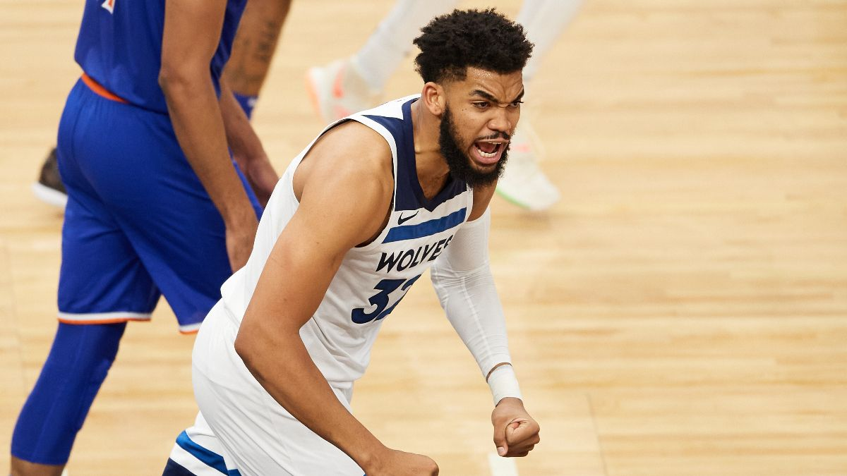 NBA Player Prop Bets, Picks: Value on Karl-Anthony Towns' Passing Skills (Monday, Apr 5) article feature image