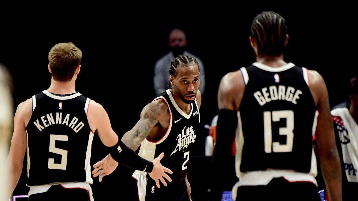 Monday's NBA Betting Odds, Picks, Predictions: 4 Best Bets, Including Lakers vs. Raptors, Trail Blazers vs. Clippers (April 6) article feature image