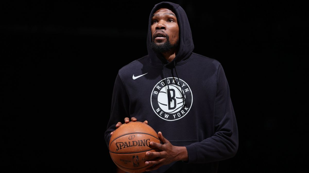 Nets vs. Bucks NBA Odds & Picks: Sharp Action Backing Kevin Durant & Co. In Milwaukee (Tuesday, May 4) article feature image