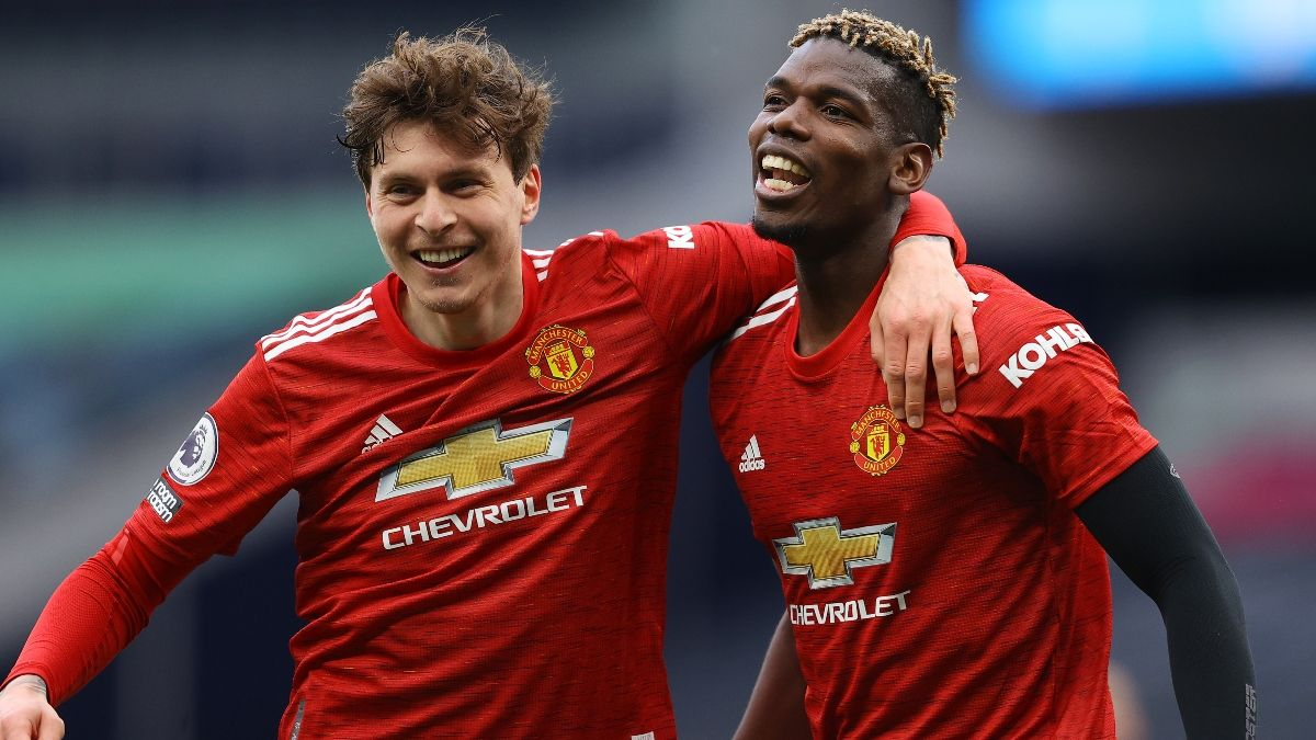 Europa League Quarterfinals Odds, Picks & Predictions: How to Bet Manchester United vs. Granada (Thursday, April 15) article feature image