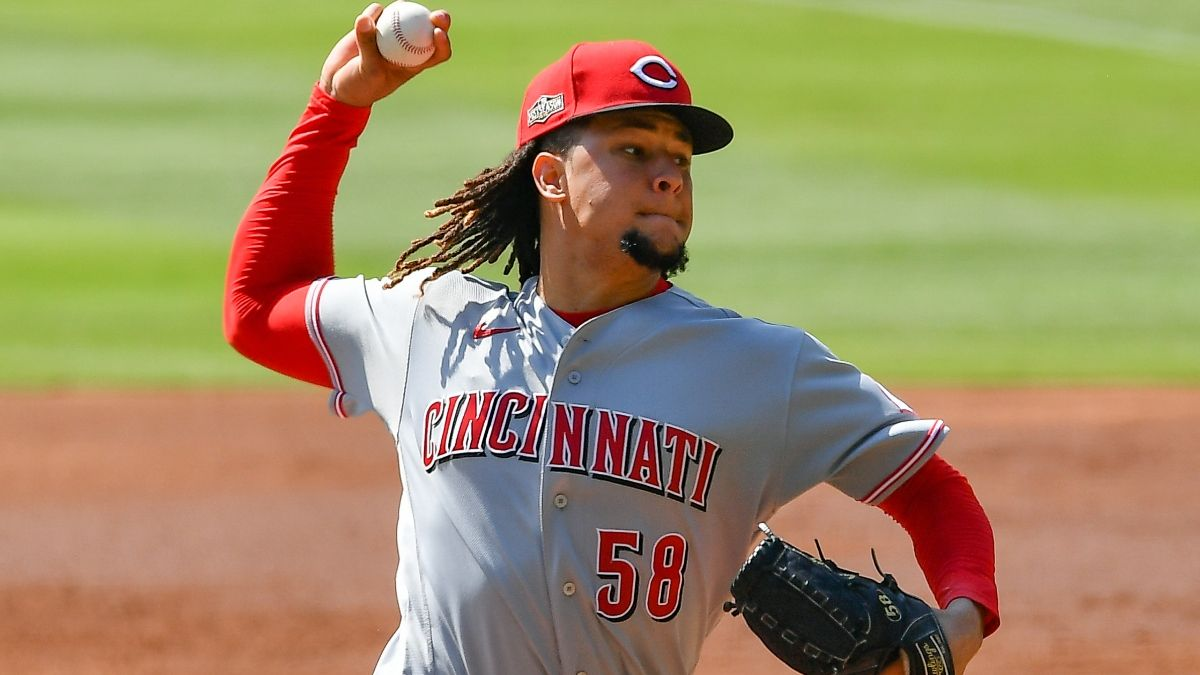 Reds vs. Giants MLB Odds & Picks: How To Back Luis Castillo in San Francisco (Tuesday, April 13) article feature image