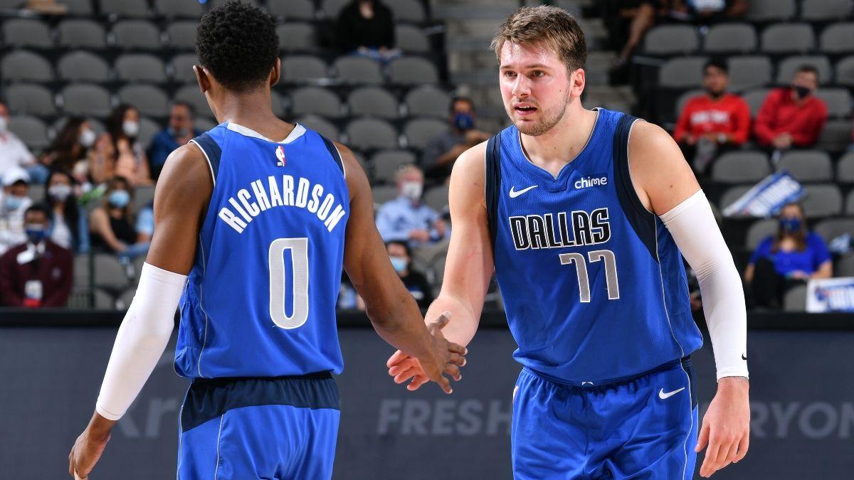 Knicks vs. Mavericks NBA Odds & Picks: Back High-Scoring Game on Friday in Dallas (April 16) article feature image