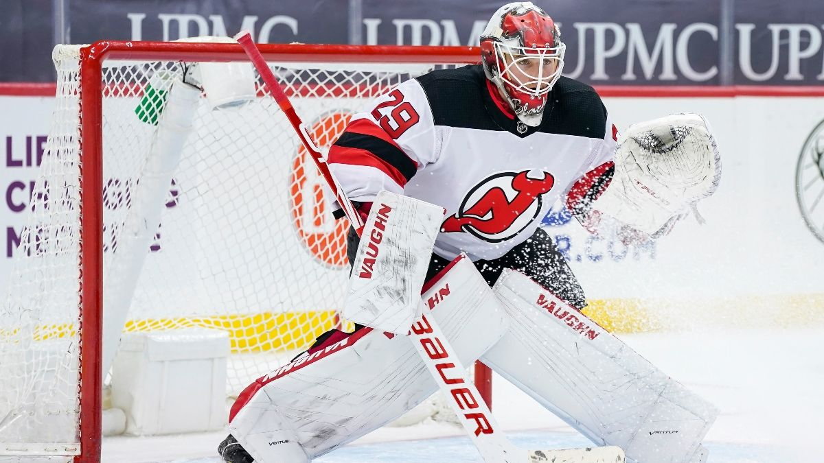 Flyers vs. Devils NHL Betting Odds & Pick: New Jersey Has Value to Get Rare Win (Tuesday, April 27) article feature image