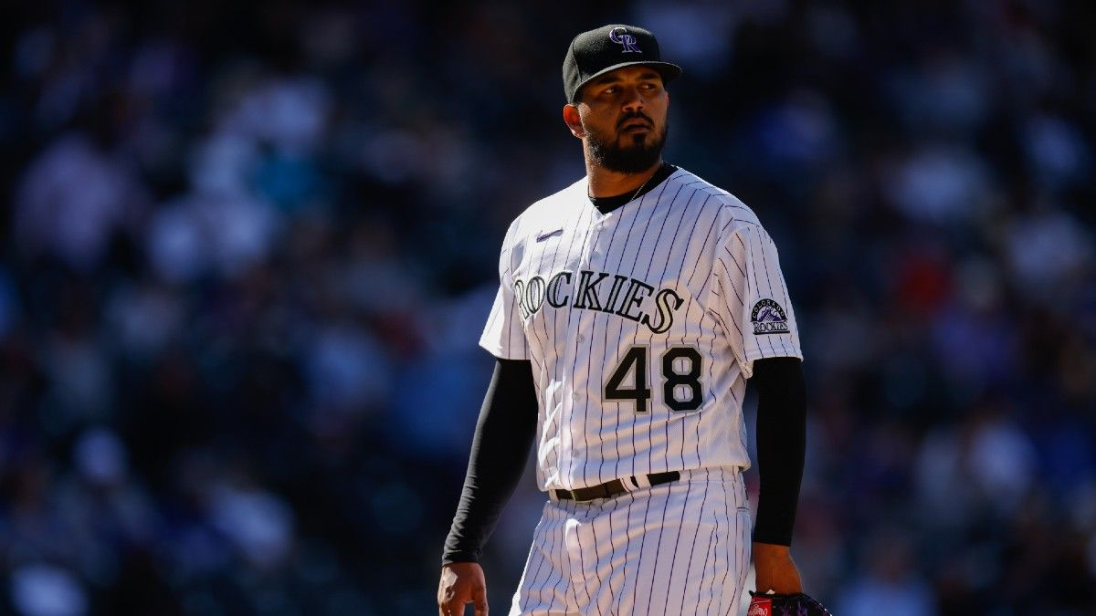 MLB Odds, Picks & Predictions for Phillies vs. Rockies: How to Back Colorado as a Favorite (Friday, April 23) article feature image