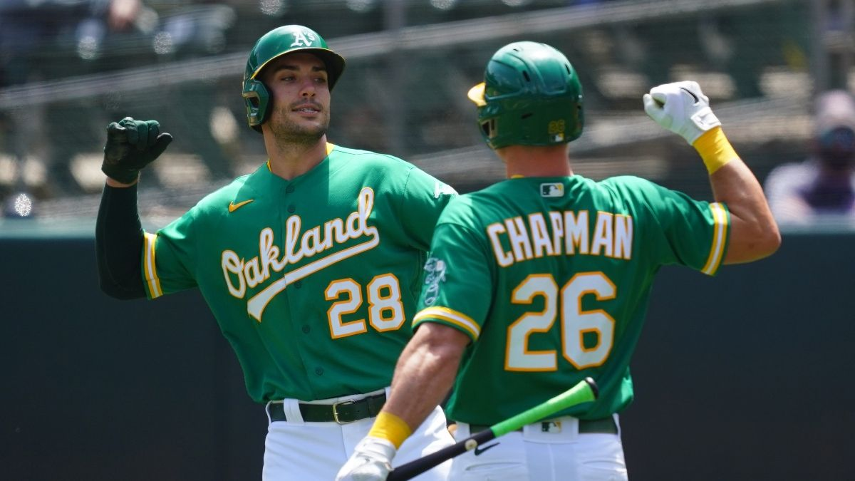 Athletics vs. Orioles MLB Odds & Picks: Does Oakland Have Value Going for 12th Straight Win? (Friday, April 23) article feature image