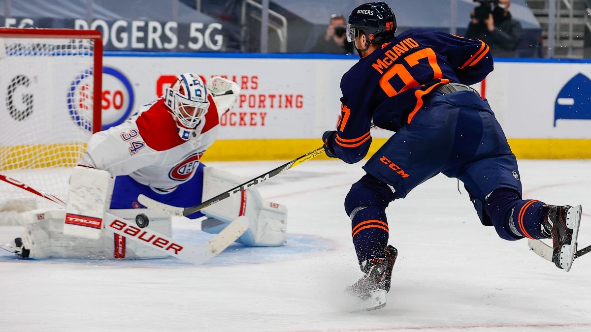 NHL Odds & Pick for Canadiens vs. Oilers: Which North Division Team Has Value? (Wednesday, April 21) article feature image
