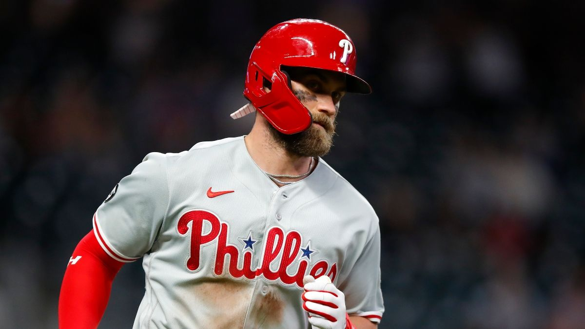 MLB Odds & Picks for Phillies vs. Mets (Monday, April 12) article feature image