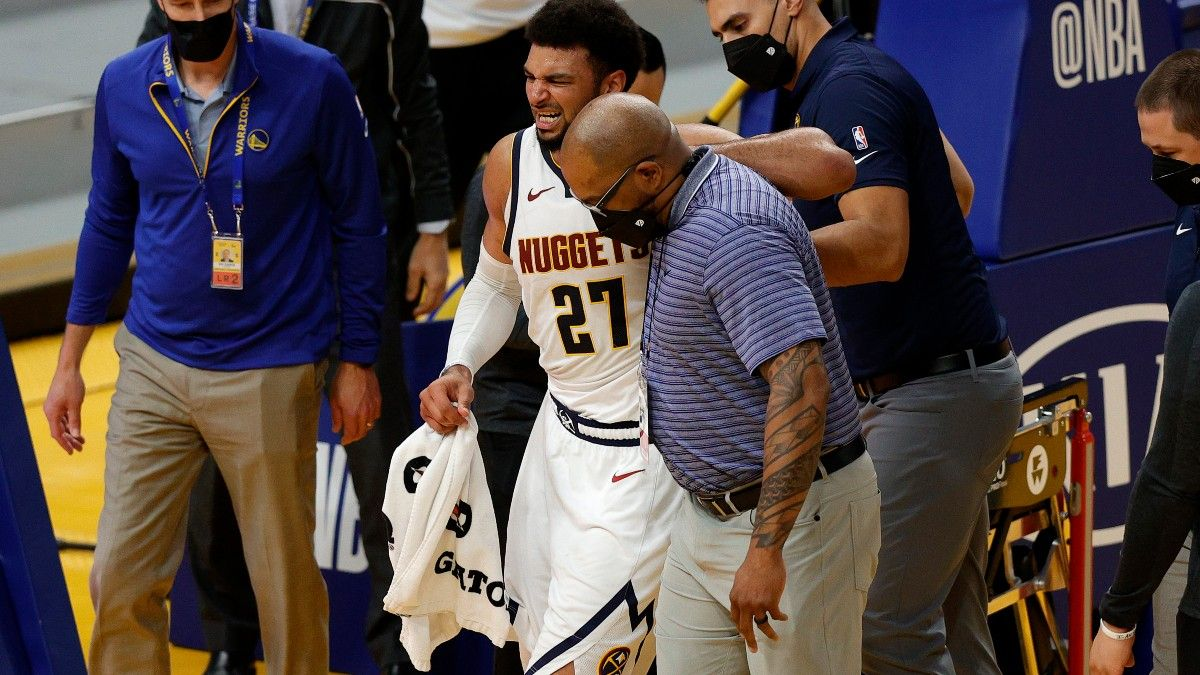 Jamal Murray Tears ACL: NBA Title Odds Shift With Nuggets Star Out article feature image
