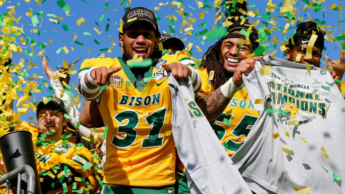 FCS Playoffs Betting Odds & Bracket: How to Watch & Wager On the 2021 College Football Championship article feature image