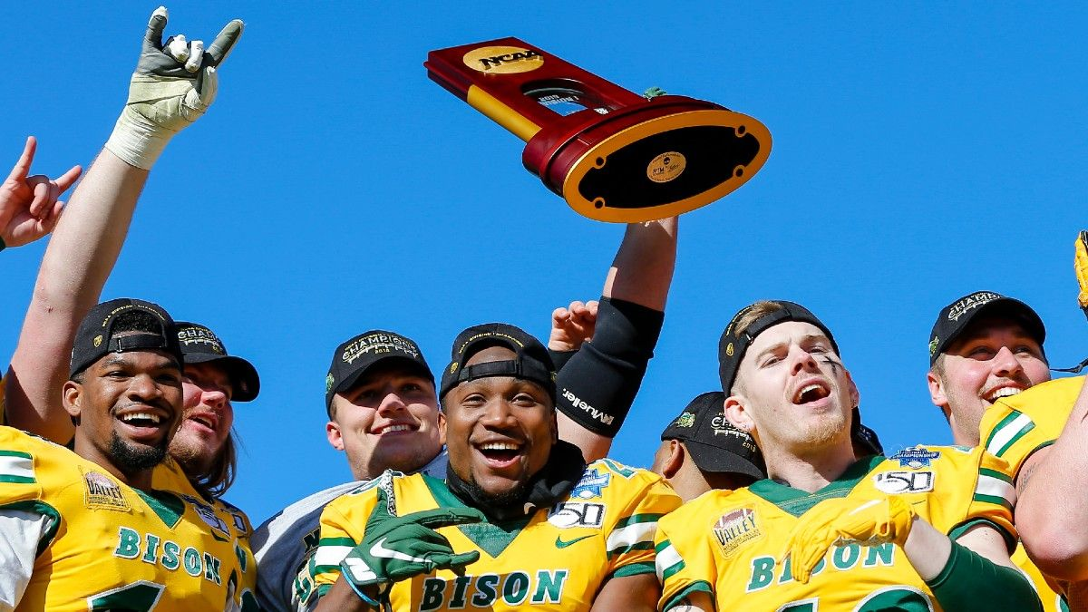 FCS Playoffs Cheat Sheet: Everything You Need to Bet Saturday's College Football Games (April 24) article feature image