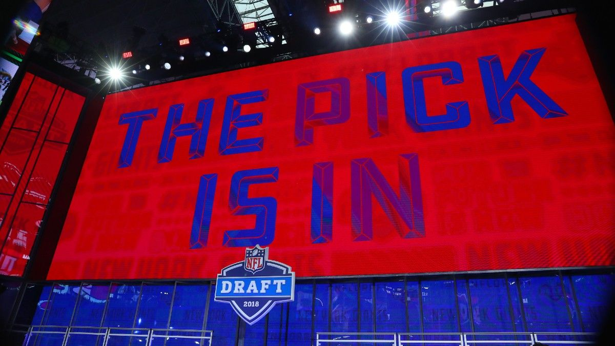 2021 NFL Draft Odds & Bets: 8 Exotics Picks For Round 1 article feature image
