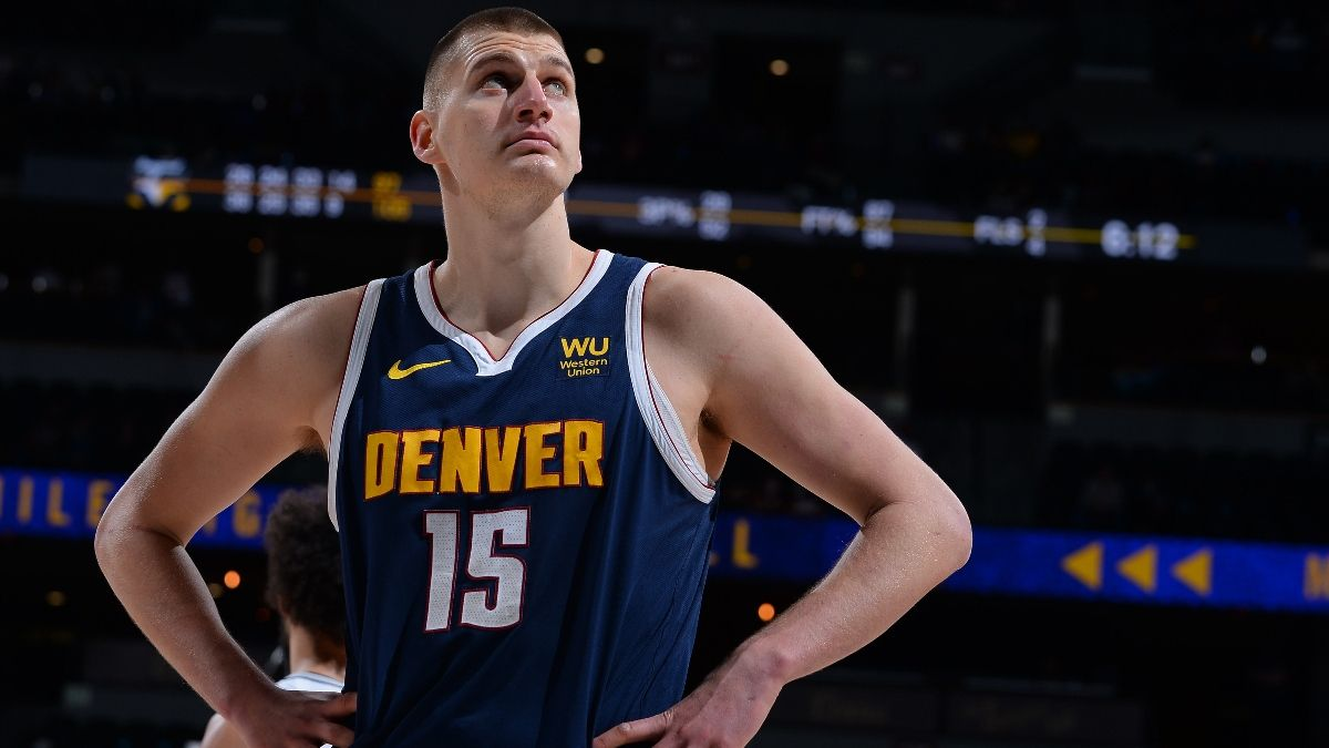 NBA Odds, Picks & Projections: Bets for Grizzlies vs. Blazers, Nuggets vs. Warriors & More (Friday, April 23) article feature image