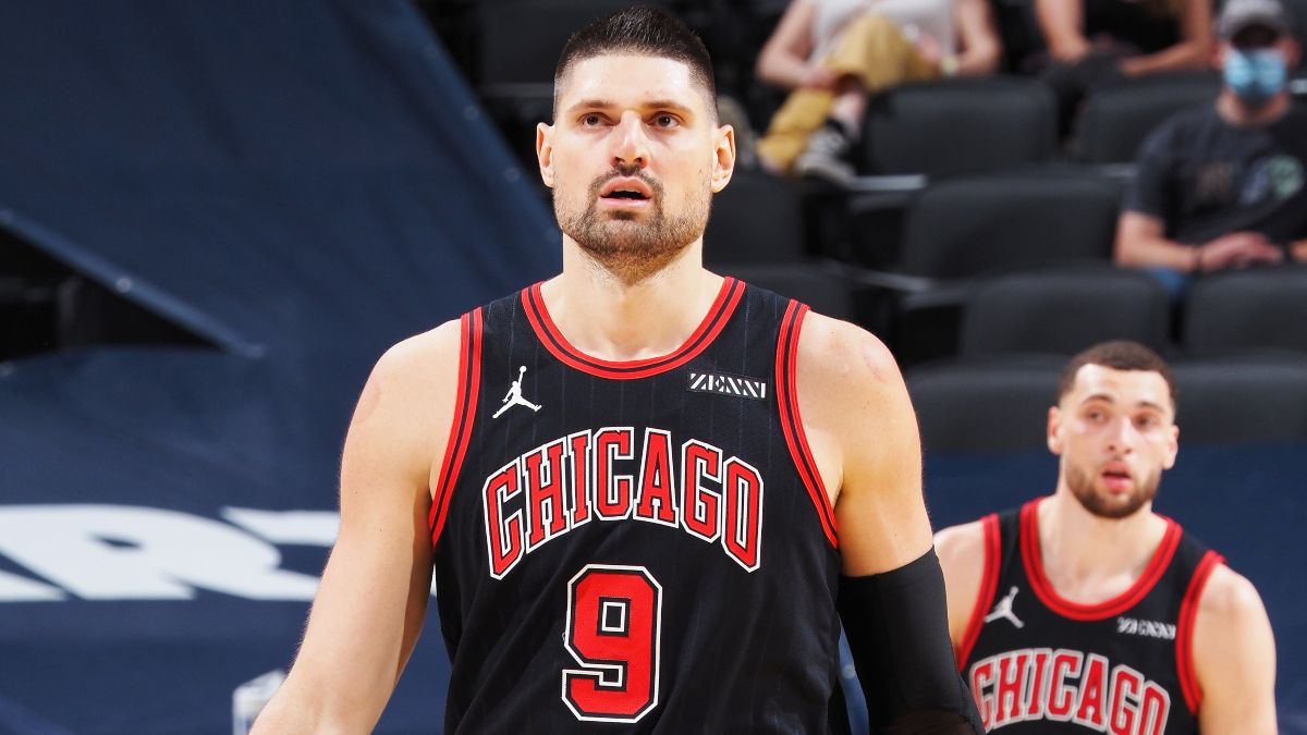 NBA Playoff Odds: Will the Bulls Make the Postseason? article feature image