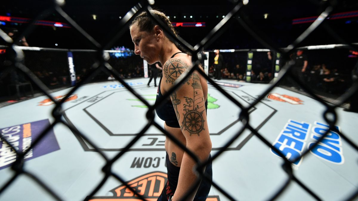UFC Fight Night Betting Odds, Picks, Zerillo's Projections: Our Best Bets for Nunes vs. Dern, Perry vs. Rodriguez article feature image
