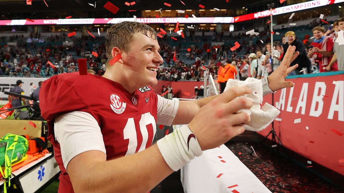 How To Bet the No. 3 Pick In the 2021 NFL Draft (aka Mac Jones to the 49ers) article feature image