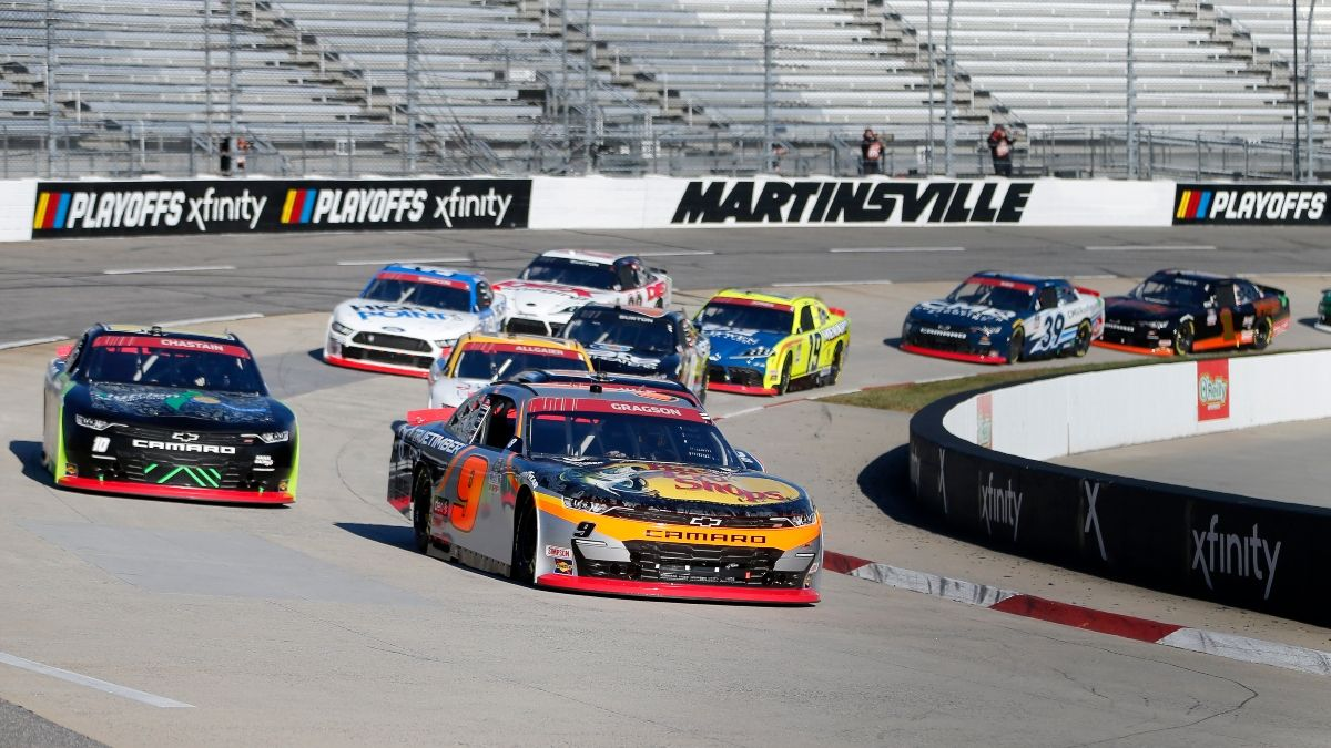 NASCAR XFINITY Series Odds & Picks: 2 Ways To Bets Friday's Cook Out 250 article feature image