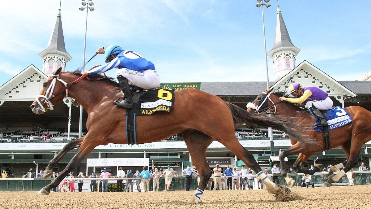 Kentucky Oaks Odds, Promo: Get a $300 Risk-Free Bet at TVG! article feature image