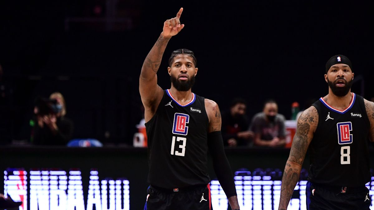 Sunday's NBA Player Prop Bets, Picks: Bet Paul George to Stay Hot in His Return (April 11) article feature image