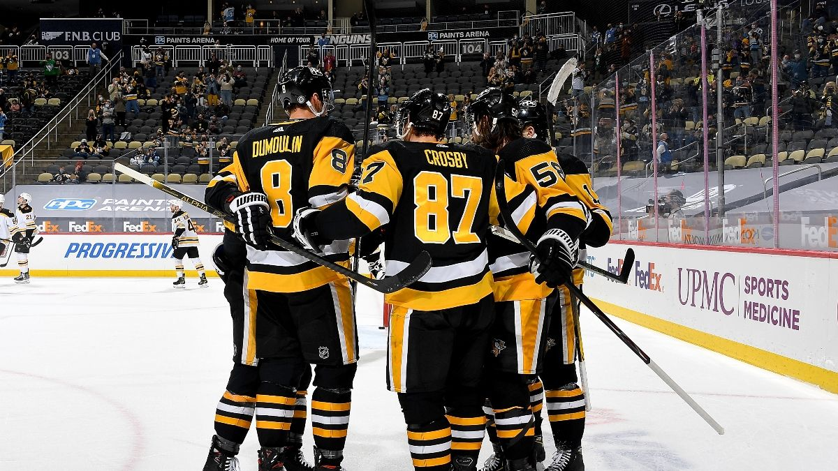 Pittsburgh Penguins Promo: Win Tickets to the New BetRivers Lounge at PPG Arena! article feature image