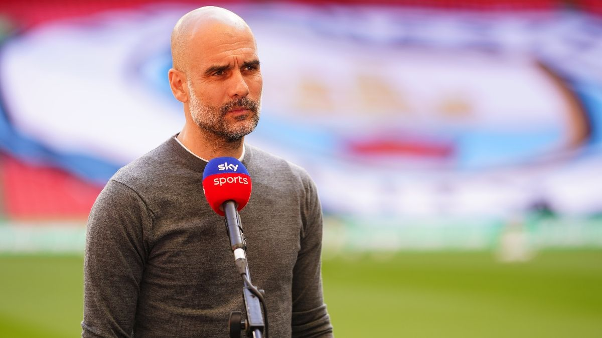 Crystal Palace vs. Manchester City: Saturday Premier League Betting Odds, Picks & Prediction (May 1) article feature image