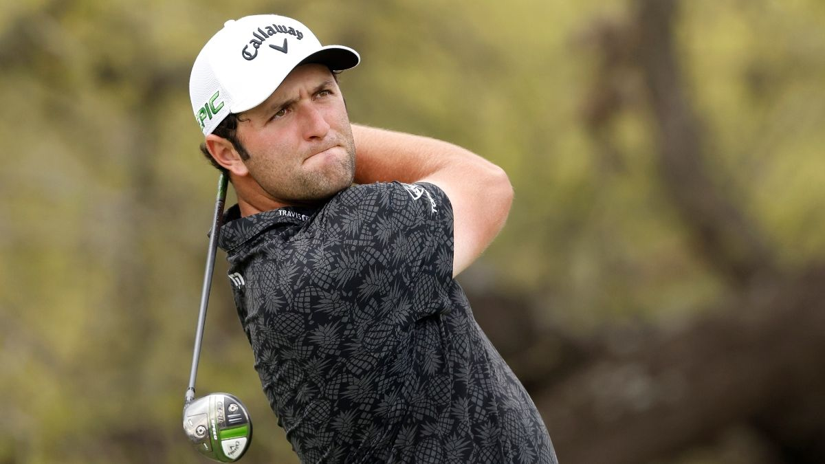 Sobel's 2021 Masters Betting Picks & Preview: Jon Rahm Has the Best Value at the Top of the Oddsboard article feature image