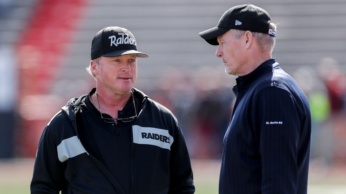 Raiders NFL Draft Picks, Needs & First Round Betting Odds article feature image
