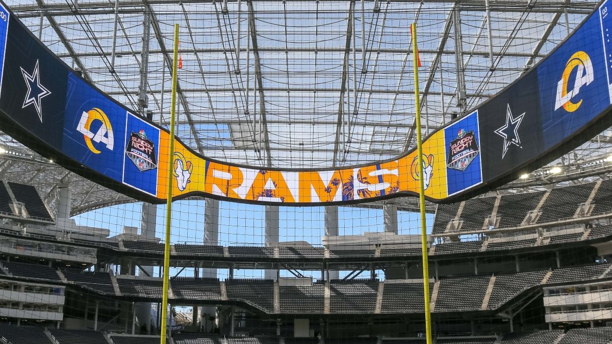 Los Angeles Rams NFL Draft Picks, Betting Odds & Team Needs article feature image