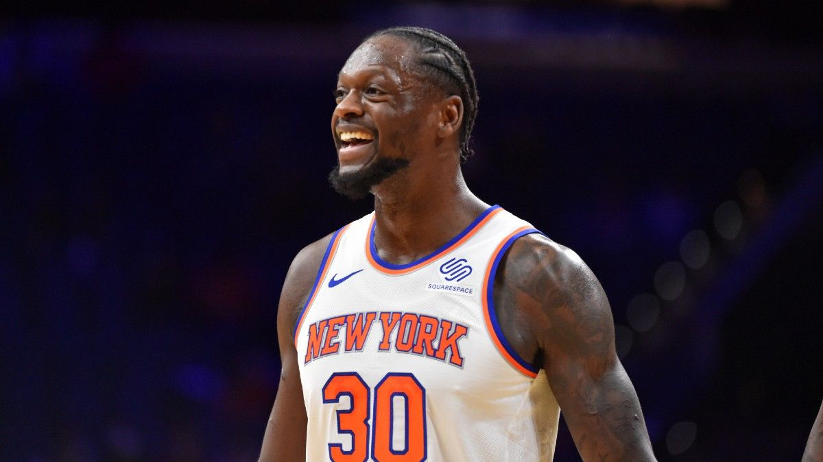 Hawks vs. Knicks NBA Odds & Picks: New York Will Continue Its Run (April 21) article feature image
