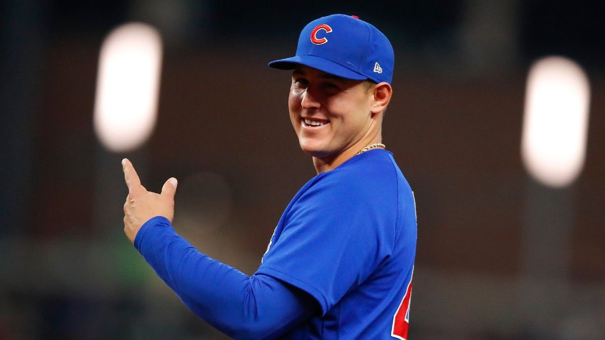 Cubs vs. Braves MLB Odds & Picks: Pitching Edge Gives Chicago Value (Thursday, April 29) article feature image