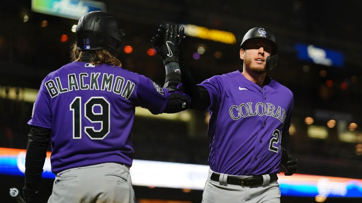 Rockies vs. Diamondbacks MLB Odds & Picks: Why Colorado Has Value at Arizona (Thursday, April 29) article feature image