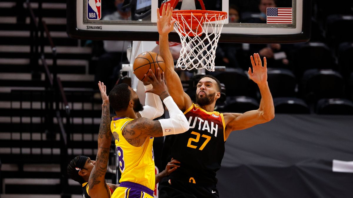 Jazz vs. Lakers Odds, Picks, Predictions: Back Utah, Even Without Mitchell article feature image