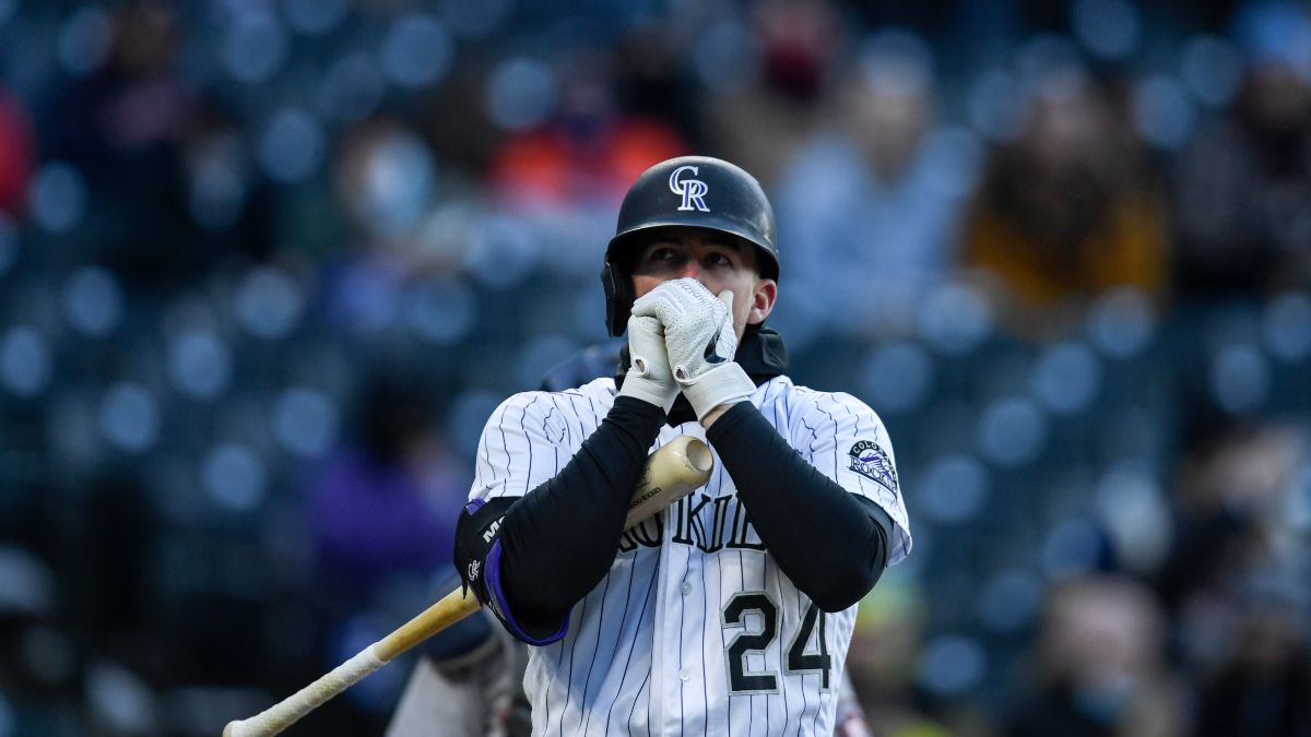 Rockies vs. Giants MLB Odds & Picks: Trends Point to Early Success for Colorado (Monday, April 26) article feature image
