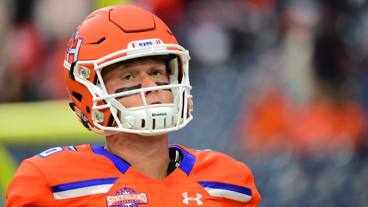 Saturday FCS Playoffs College Football Odds & Picks for Sam Houston St. vs. Monmouth (April 24) article feature image