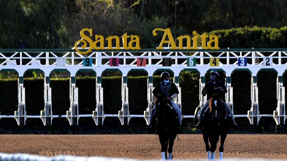 Horse Bettor Turns $64 Into Massive Jackpot at Santa Anita article feature image
