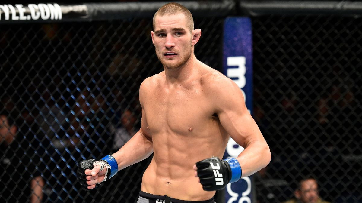 UFC Fight Night Picks, Predictions & Projections: Best Bets for Strickland vs. Jotko, Dvalishvili vs. Stamann (Saturday, May 1) article feature image