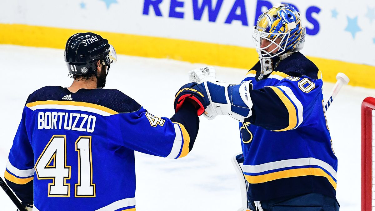 NHL Odds & Pick for Blues vs. Wild: Fade Minnesota and Its Winning Streak (Wednesday, April 28) article feature image