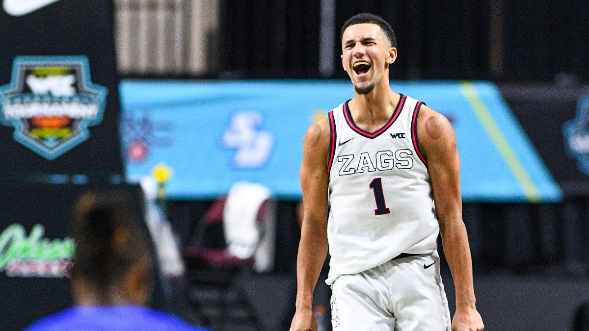 Gonzaga vs. UCLA: Jalen Suggs Should Be Bulldogs' X-Factor In Final Four article feature image