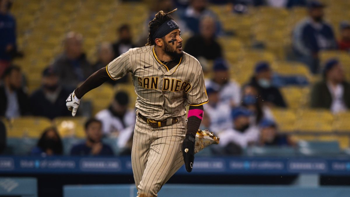 Sunday Night Baseball Special: Bet $1, Win $125 if the Dodgers or Padres Score 1+ Run! article feature image