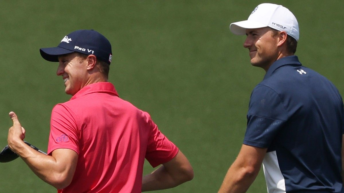 2021 Masters Market Report: Bets Favor Jordan Spieth, Money Pours in on Justin Thomas article feature image