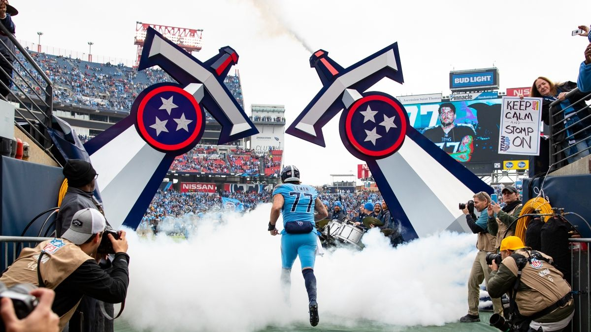 Titans Draft Picks, Team Needs & First Round Betting Odds article feature image