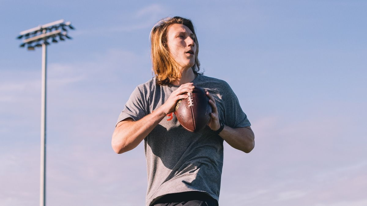 NFL Draft Odds, Promo: Bet $20, Win $150 if Trevor Lawrence Is Drafted in Round 1! article feature image