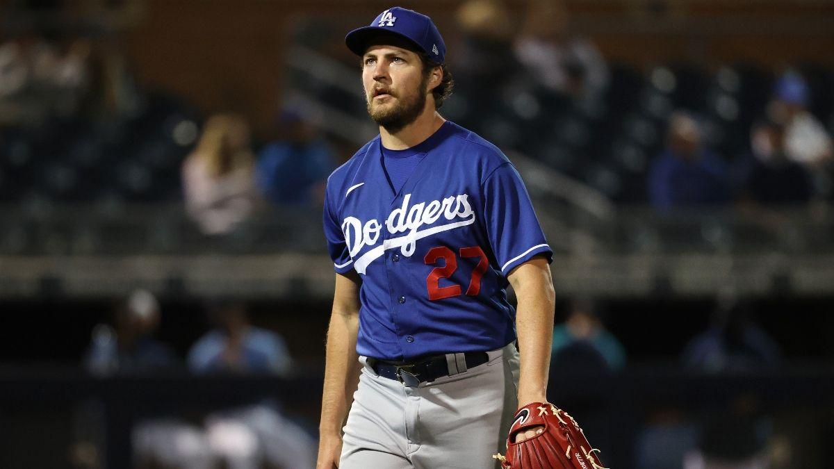 Dodgers vs. Rockies MLB Odds & Picks: Back Colorado as an Underdog Dog Over Trevor Bauer (Friday, April 2) article feature image