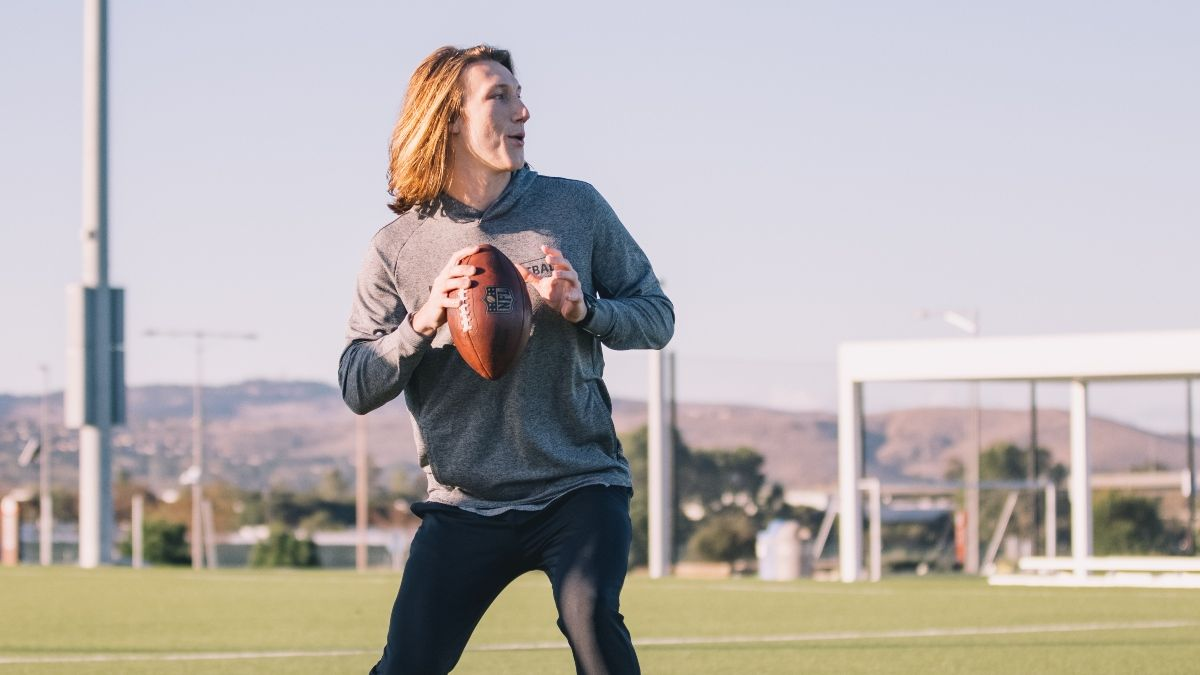NFL Draft Odds, Promo: Bet $20, Win $100 if Trevor Lawrence Gets Drafted First! article feature image