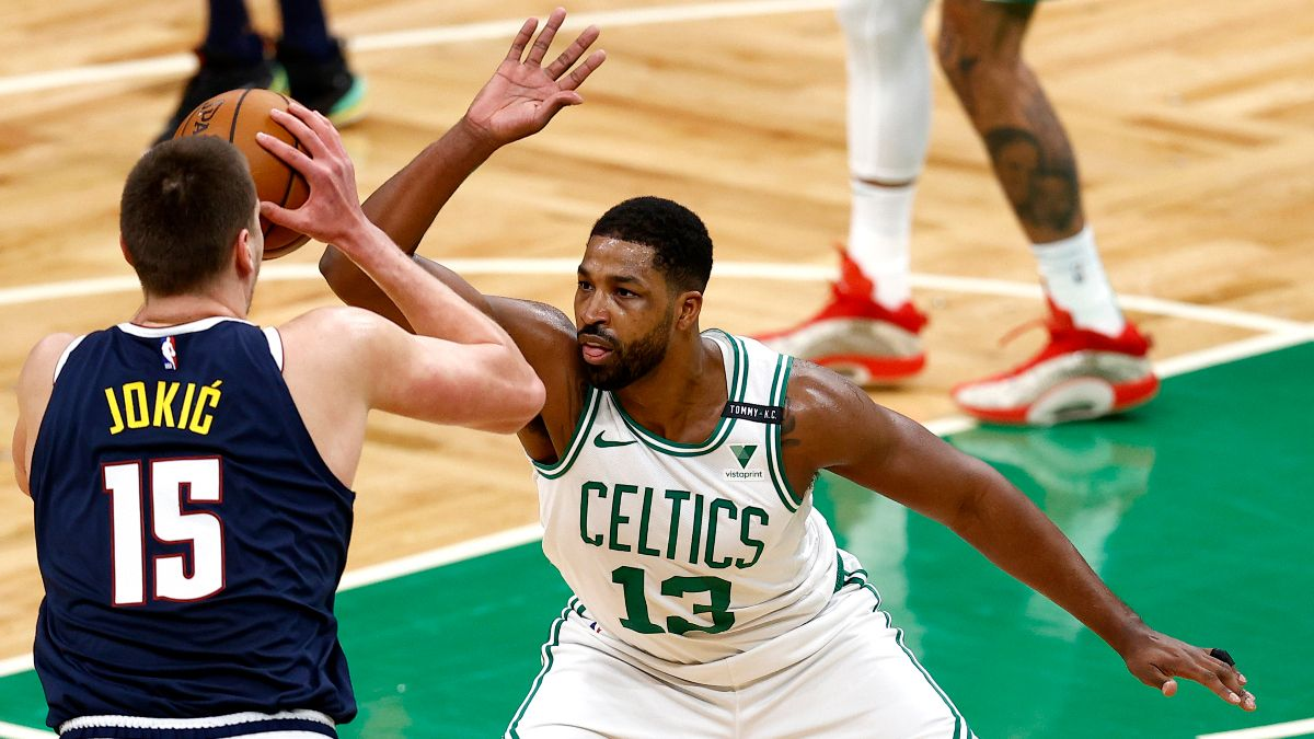 NBA Odds & Picks for Celtics vs. Nuggets: Expect Slow Pace in Sunday's Early Tip (April 11) article feature image